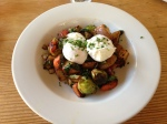 Winter Garden Vegetable Hash