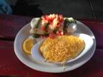 Pesto Burrito